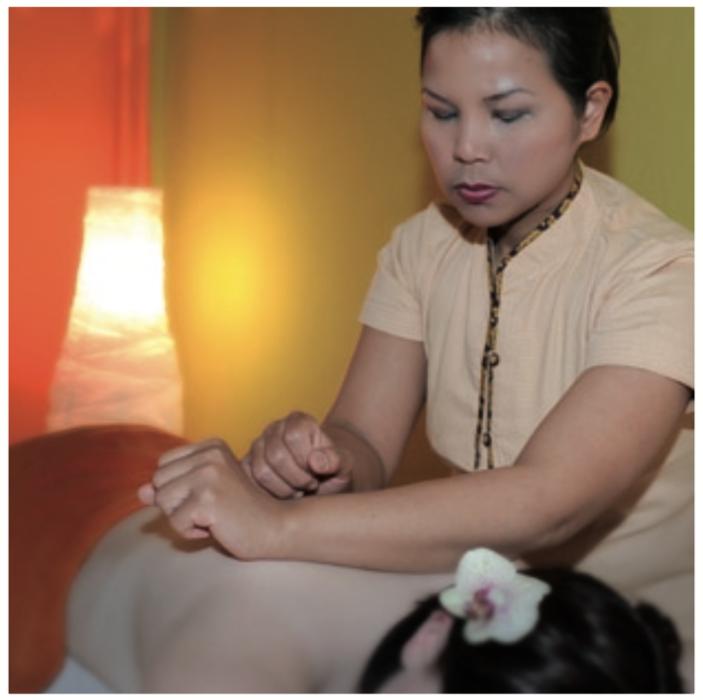Massage der prostata